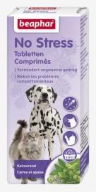 No Stress Tabletten (voorheen Zenuwtabletten) hond / kat 20st