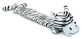 Hondenspeelgoed Zebra Pluche 53x10x5cm