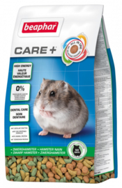 Care+ Dwerghamster 250g