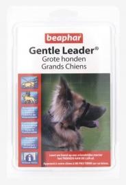 Gentle Leader zwart grote hond