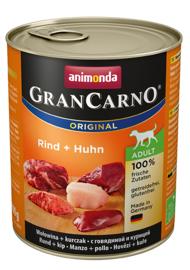 Grancarno Adult Rund & Kip 800gr