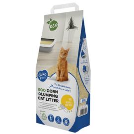 Eco Maïs Klontvormende Kattenbakvulling 3,5 kg