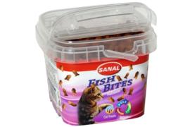 Sanal Fish Bites Cup 75gr