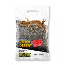 Exo Terra Stone Desert Dubstraat Bahariya Zwart 5kg