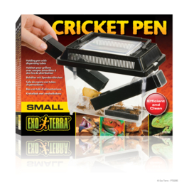 Exo Terra Cricket Pen  / Krekelbak met Verdeelkokers - Small