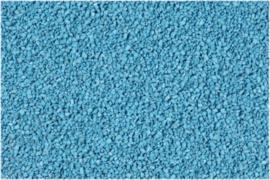 Aquariumgrind Decoflint, blauw 3 tot 5 mm, 1kg