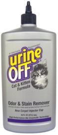 Urine Off Spray Kat Geur en Vlekkenverwijderaar 473ml