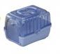 Transportbox xxs blauw 14,5x10,5x10,5cm.