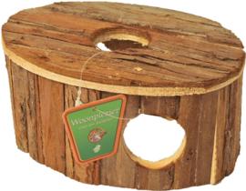 Hamsterhuis Ovaal 17cm