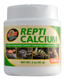 Zoomed Repti Calcium with D3 85gr