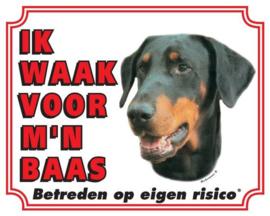 Waakborden Hond