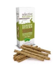 Selective Naturals Garden Sticks 60gr