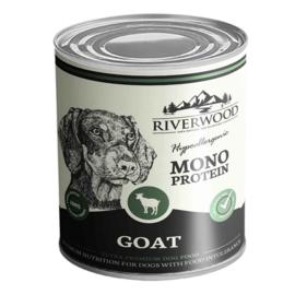 Riverwood Natvoer Mono Proteïne Geit 400 gram