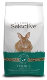 Supreme Science Selective Konijnenvoer Mature +4 1,5kg