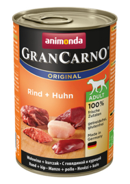 Grancarno Adult Rund & Kip 400gr