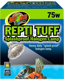 Repti Tuff Splashproof Halogen Lamp 75W