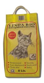 Linda Bio Kattenbakvulling 8ltr (Klompvormend)