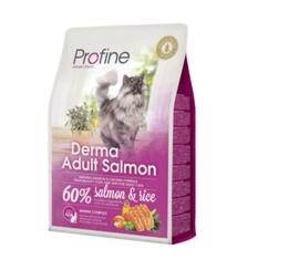 Profine Kat Adult Derma Zalm 2kg