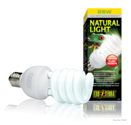 Exo Terra Natural Light Volledig Spectrum 25W