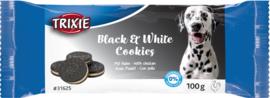 Black & White Cookies 4 stuks