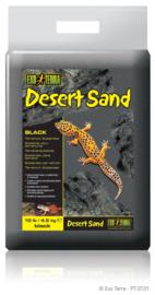 Exo Terra Woestijnzand Zwart 4,5kg