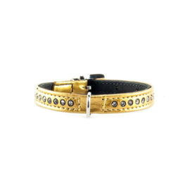 Passion Halsband Goud S 17mm, 40cm