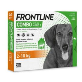 Frontline combo 2-10kg