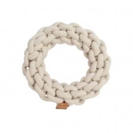 Ben Gevlochten Ring 19cm/Ø10mm