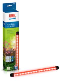 Juwel Lamp Novolux Rood Led 40cm - Complete Set + Zuignappen