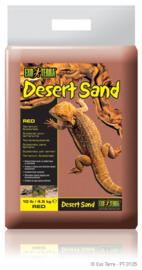 Exo Terra Woestijnzand Rood 4,5kg