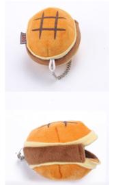 Hamsterhuis hamburger 9cm