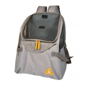 Promenade Paris Backpack Classic Fall Grijs 34x21x39,5cm