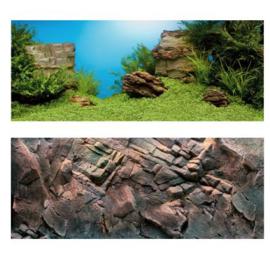 Juwel Achterwand Poster Plant/Reef 100x50cm Large