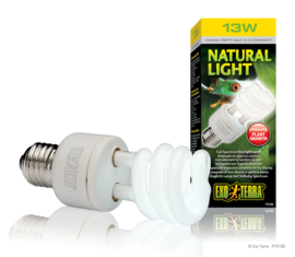 Exo Terra Natural Light Volledig Spectrum 13W