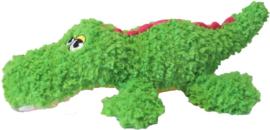 Hondenspeelgoed Pluche Krokodil Groen 40 cm