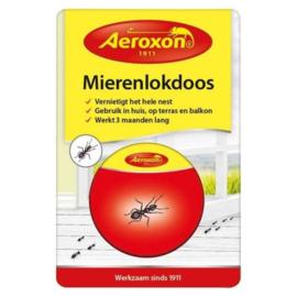 Aeroxon Mierenlokdoos - Bestrijden van Mieren - Binnen & Buiten