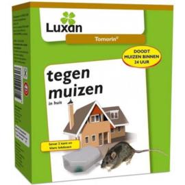 Luxan Tomorin Muizengif - voor Vochtige Ruimtes