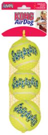 Kong Air Squeaker Ball Medium 3 stuks