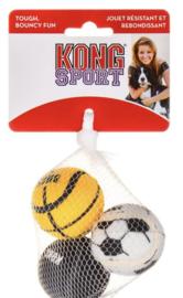 Kong Sport Ballen Small 3 stuks