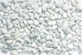 Aquariumgrind Carrara rond 16 tot 25 mm, 1kg
