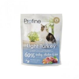 Profine Kat Light Turkey (Sterilised) 300 gram