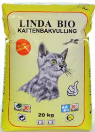 Linda Bio Kattenbakvulling 20kg (Klompvormend)