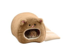 Hamsterhuis hammie 12x10x9cm