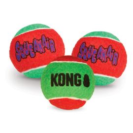 Kong Squeakair kerst speelgoed
