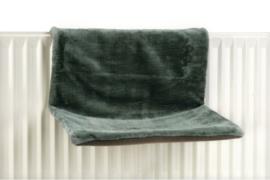 Radiatorhangmat Groen 46x31x24cm