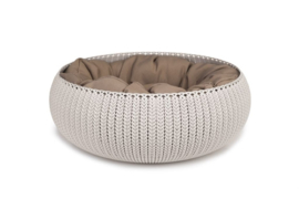 Curver Cozy Pet Bed Creme 50x22cm