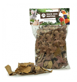 Back Zoo Nature Discovery Leaves for Rodents & Reptiles 50gr