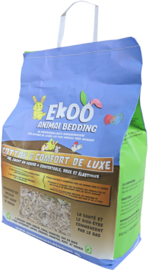 Ekoo Animal Bedding 'Cotton and Comfort Luxe' - 30L