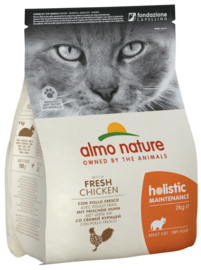 Almo Nature Holistic Kat Adult Chicken 2kg