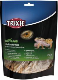 Meelwormen Gedroogd 70gr - voor Reptielen